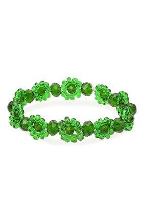 Женский браслет хэппи нью йер HIAYNDERFYT зеленого цвета, арт. 1421.2.4 | Фото 2