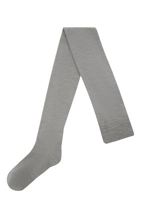 Женские колготки FALKE светло-серого цвета, арт. 48425 | Фото 1