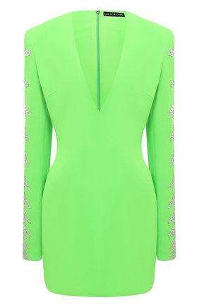 Женское платье DAVID KOMA зеленого цвета, арт. AW20DK58D | Фото 1
