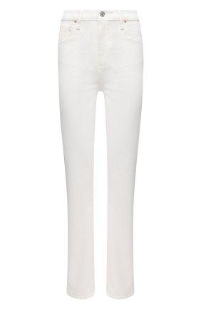 Женские джинсы PAIGE белого цвета, арт. 6439208-7720 | Фото 1