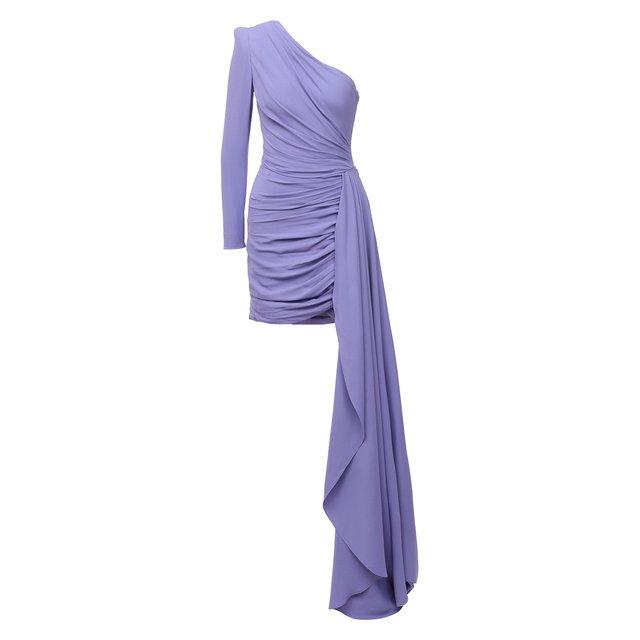 Платье из вискозы Zuhair Murad