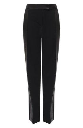Женские брюки HELMUT LANG черного цвета, арт. K07HW203 | Фото 1