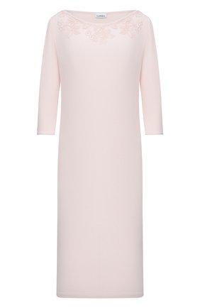 Женская сорочка LA PERLA светло-розового цвета, арт. 0043220 | Фото 1