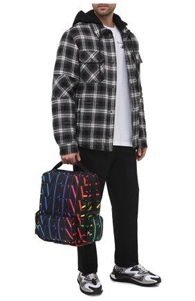 Текстильный рюкзак VLTN | Фото №2