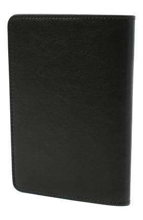Женские кожаная обложка для паспорта OFF-WHITE черного цвета, арт. 0MNC010R21LEA001/W | Фото 2