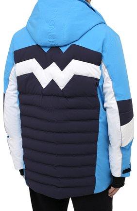 Мужская утепленная куртка BOGNER синего цвета, арт. 31224815   Фото 4