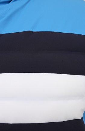Мужская утепленная куртка BOGNER синего цвета, арт. 31224815   Фото 5