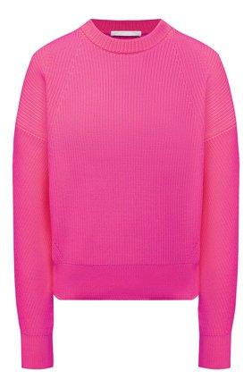 Женский свитер BOSS розового цвета, арт. 50443148 | Фото 1