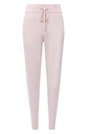 Женские кашемировые джоггеры ARLOTTA светло-розового цвета, арт. 2032 | Фото 1