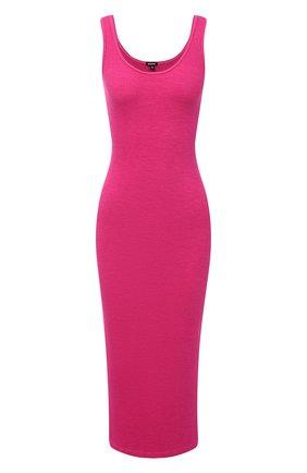 Женское платье MONROW розового цвета, арт. HD0389 | Фото 1