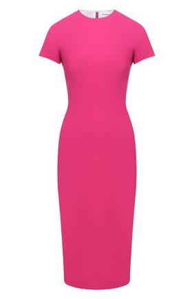 Женское платье VICTORIA BECKHAM розового цвета, арт. 1121WDR002372B | Фото 1