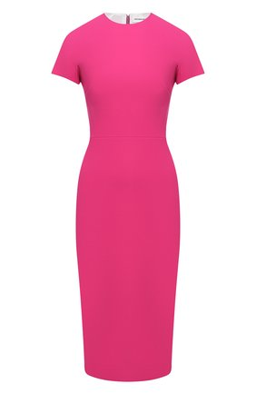 Женское платье VICTORIA BECKHAM фуксия цвета, арт. 1121WDR002372B | Фото 1