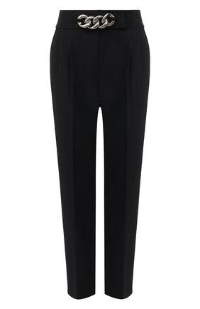Женские брюки ALEXANDER WANG черного цвета, арт. 1WC2204300   Фото 1