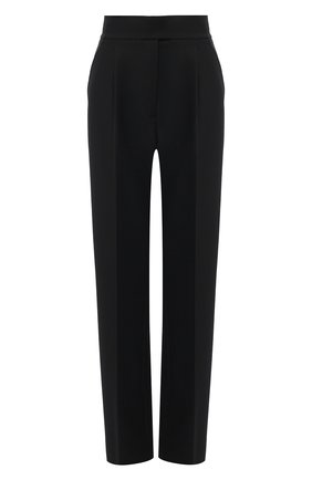 Женские брюки ALEXANDER WANG черного цвета, арт. 1WC2204295 | Фото 1