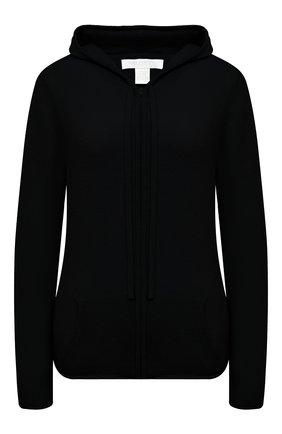 Женский кашемировый кардиган ARLOTTA черного цвета, арт. 3220 | Фото 1