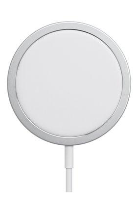 Зарядное устройство magsafe APPLE  серебряного цвета, арт. MHXH3ZE/A | Фото 2