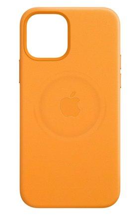 Мужской чехол magsafe для iphone 12 pro max APPLE   цвета, арт. MHKH3ZE/A | Фото 1