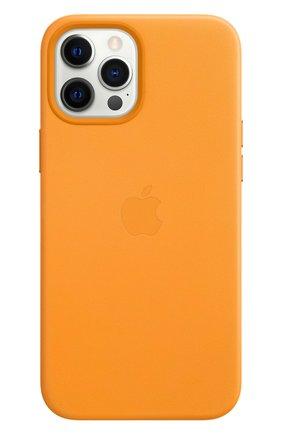Мужской чехол magsafe для iphone 12 pro max APPLE   цвета, арт. MHKH3ZE/A | Фото 2