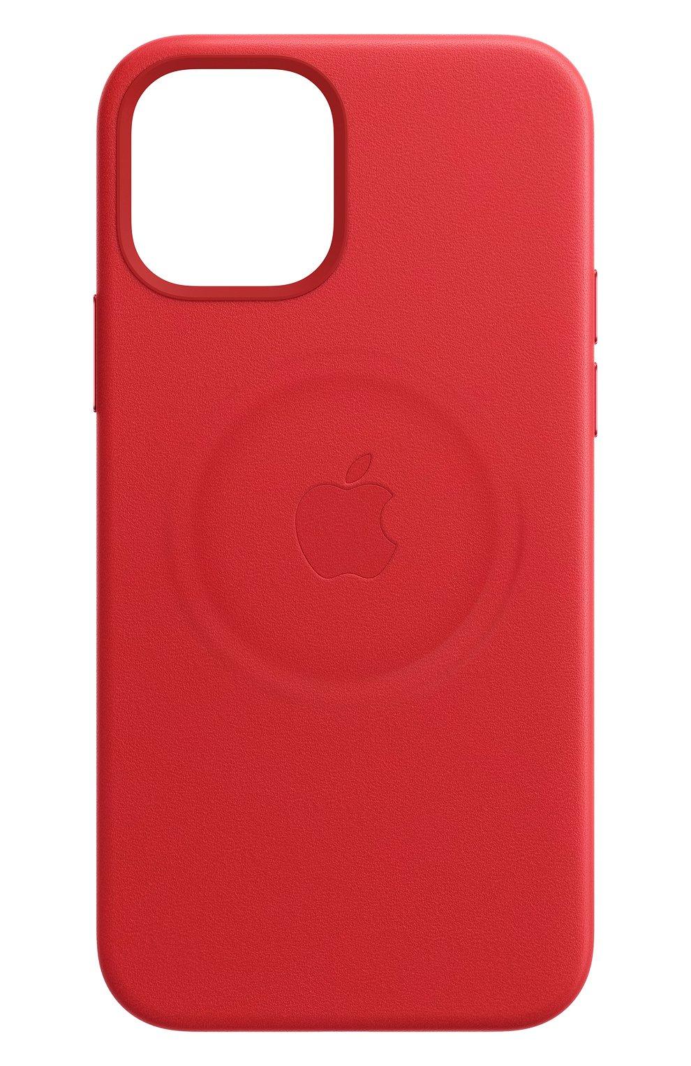 Чехол magsafe для iphone 12 pro max APPLE  (product)red цвета, арт. MHKJ3ZE/A | Фото 1