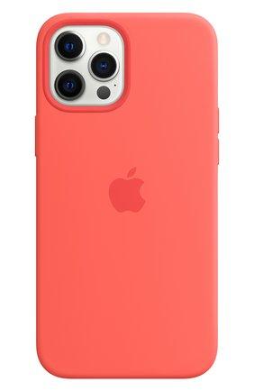 Чехол magsafe для iphone 12 pro max APPLE   цвета, арт. MHL93ZE/A | Фото 1