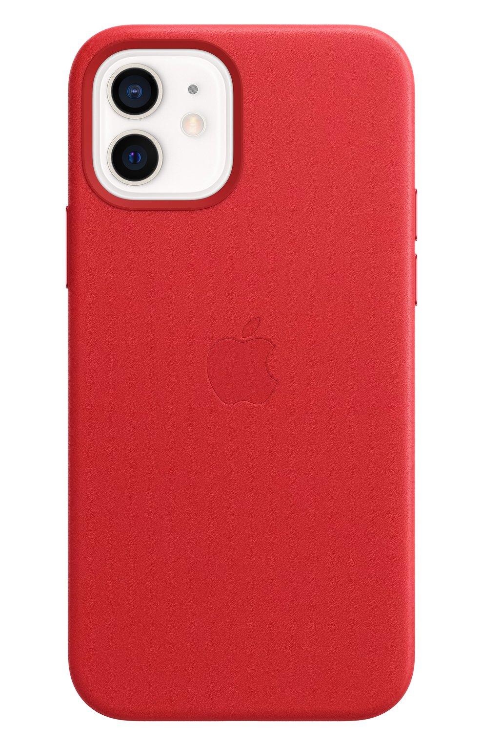 Чехол magsafe для iphone 12/12 pro APPLE  (product)red цвета, арт. MHKD3ZE/A | Фото 2