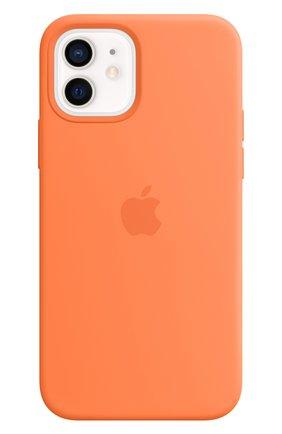 Мужской чехол magsafe для iphone 12/12 pro APPLE   цвета, арт. MHKY3ZE/A | Фото 1