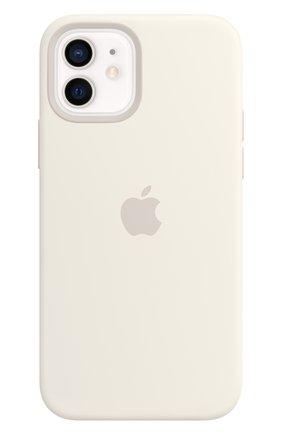 Чехол magsafe для iphone 12/12 pro APPLE  white цвета, арт. MHL53ZE/A | Фото 1