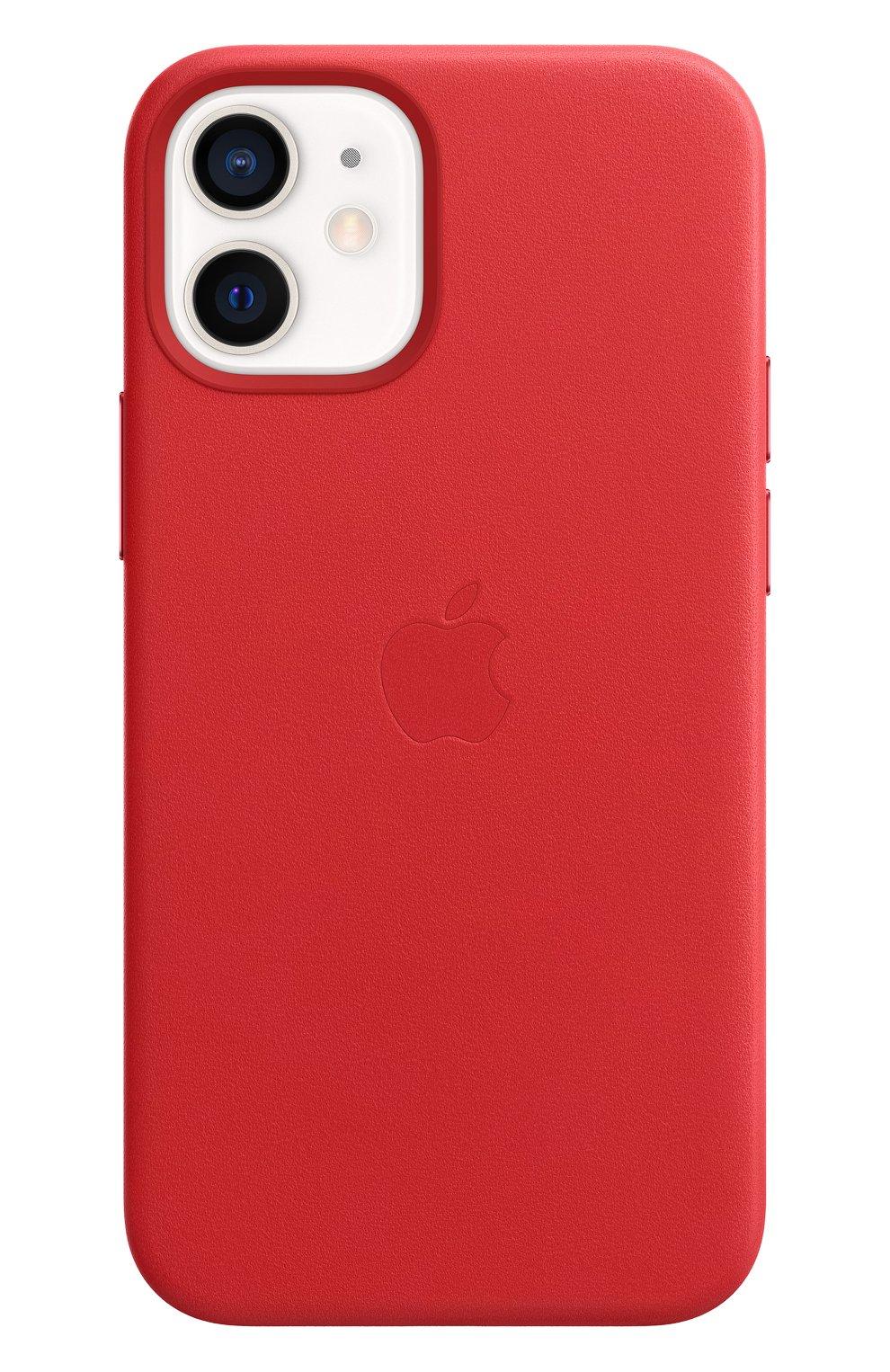Чехол magsafe для iphone 12 mini APPLE  (product)red цвета, арт. MHK73ZE/A | Фото 2