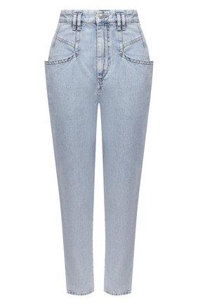 Женские джинсы ISABEL MARANT голубого цвета, арт. PA1877-21P014I/PADEL0ISASR | Фото 1