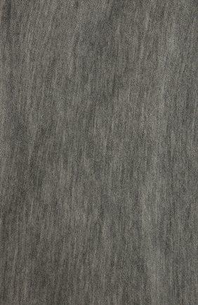 Женский кашемировый шарф ISABEL MARANT светло-серого цвета, арт. EC0080-00M015A/ZEPHYR | Фото 2