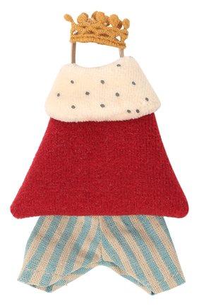 Детского игрушечный наряд короля для мышонка MAILEG разноцветного цвета, арт. 16-0743-02 | Фото 1