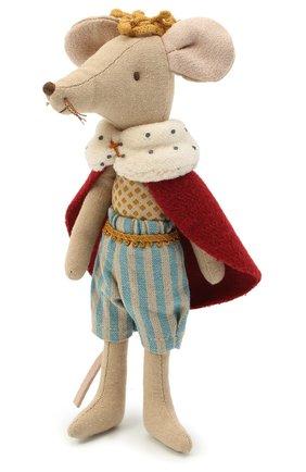 Детского игрушка мышонок король MAILEG разноцветного цвета, арт. 16-0743-00 | Фото 2