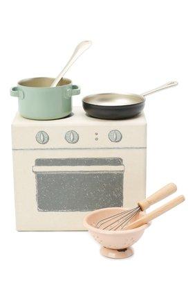 Детского игрушечный кухонный набор MAILEG разноцветного цвета, арт. 11-0112-00 | Фото 1