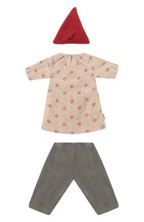Детского рождественский наряд для мышонка MAILEG разноцветного цвета, арт. 14-0721-02 | Фото 1