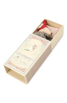 Детского игрушка рождественский мышонок в коробке MAILEG разноцветного цвета, арт. 14-0711-00 | Фото 1