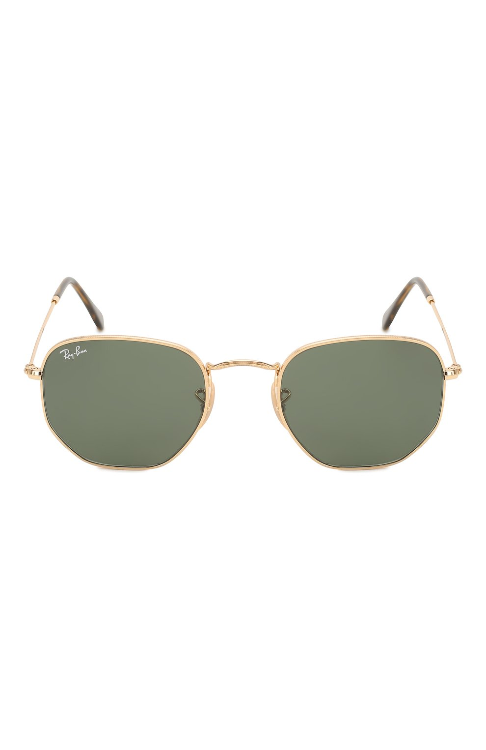 Женские солнцезащитные очки RAY-BAN черного цвета, арт. 3548N-001 | Фото 4