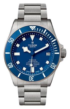 Мужские часы pelagos TUDOR синего цвета, арт. 25600TB/95820T/BLUE | Фото 1