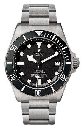 Мужские часы pelagos TUDOR черного цвета, арт. 25600TN/95820T/BLACK | Фото 1