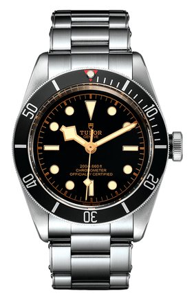 Мужские часы black bay TUDOR черного цвета, арт. 79230N/72060/BLACK | Фото 1
