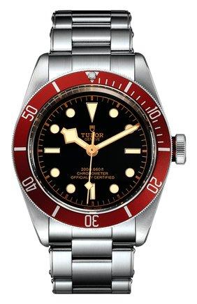 Мужские часы black bay TUDOR черного цвета, арт. 79230R/72060/BLACK | Фото 1