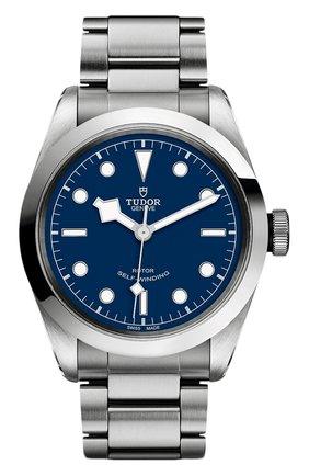 Мужские часы black bay 41 TUDOR синего цвета, арт. 79540/95740/BLUE | Фото 1