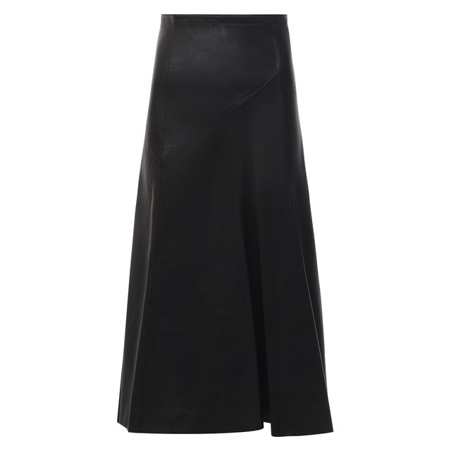 Кожаная юбка Isabel Marant