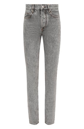 Женские джинсы ISABEL MARANT ETOILE серого цвета, арт. PA1857-21P019E/BILIANASR | Фото 1