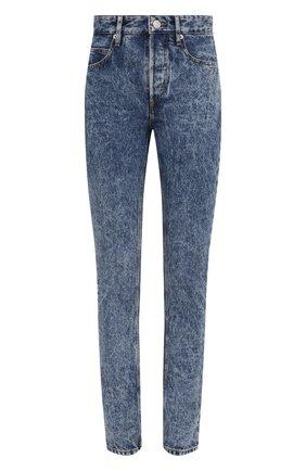 Женские джинсы ISABEL MARANT ETOILE синего цвета, арт. PA1857-21P019E/BILIANASR | Фото 1