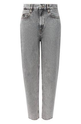 Женские джинсы ISABEL MARANT ETOILE серого цвета, арт. PA1851-21P019E/C0RSYSR | Фото 1