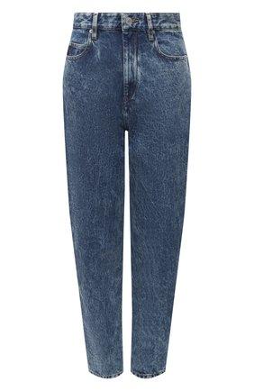 Женские джинсы ISABEL MARANT ETOILE синего цвета, арт. PA1851-21P019E/C0RSYSR | Фото 1