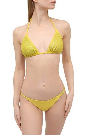 Женский плавки-бикини FISICO желтого цвета, арт. S1/F/FS93MW | Фото 2