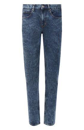 Мужские джинсы ISABEL MARANT синего цвета, арт. PA0867-21P017H/JACK | Фото 1