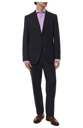 Мужские кожаные дерби H`D`S`N BARACCO коричневого цвета, арт. 71201.C.4* | Фото 2