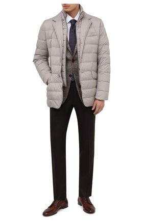 Мужские кожаные дерби H`D`S`N BARACCO коричневого цвета, арт. 71203.C.0* | Фото 2